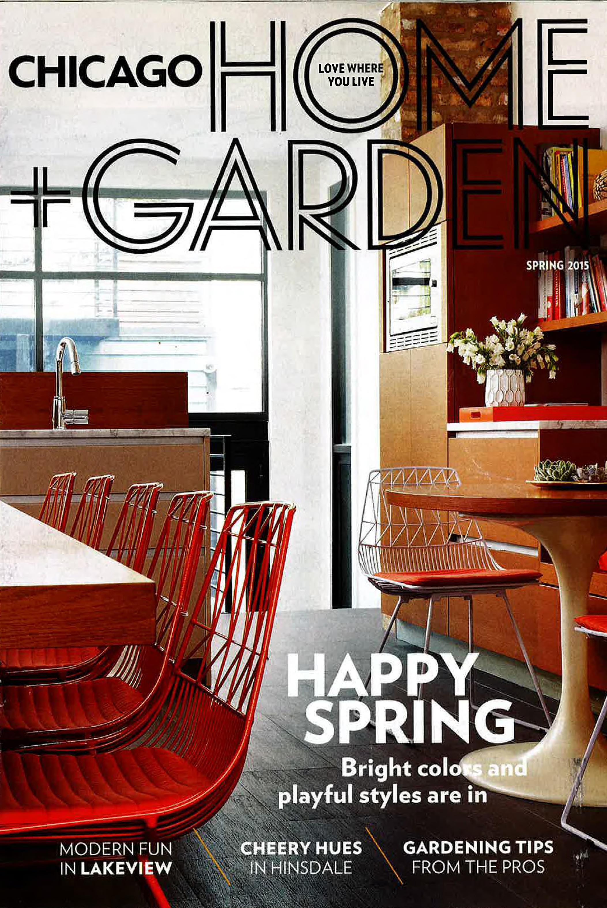Chicago Home & Garden - Spring 2015