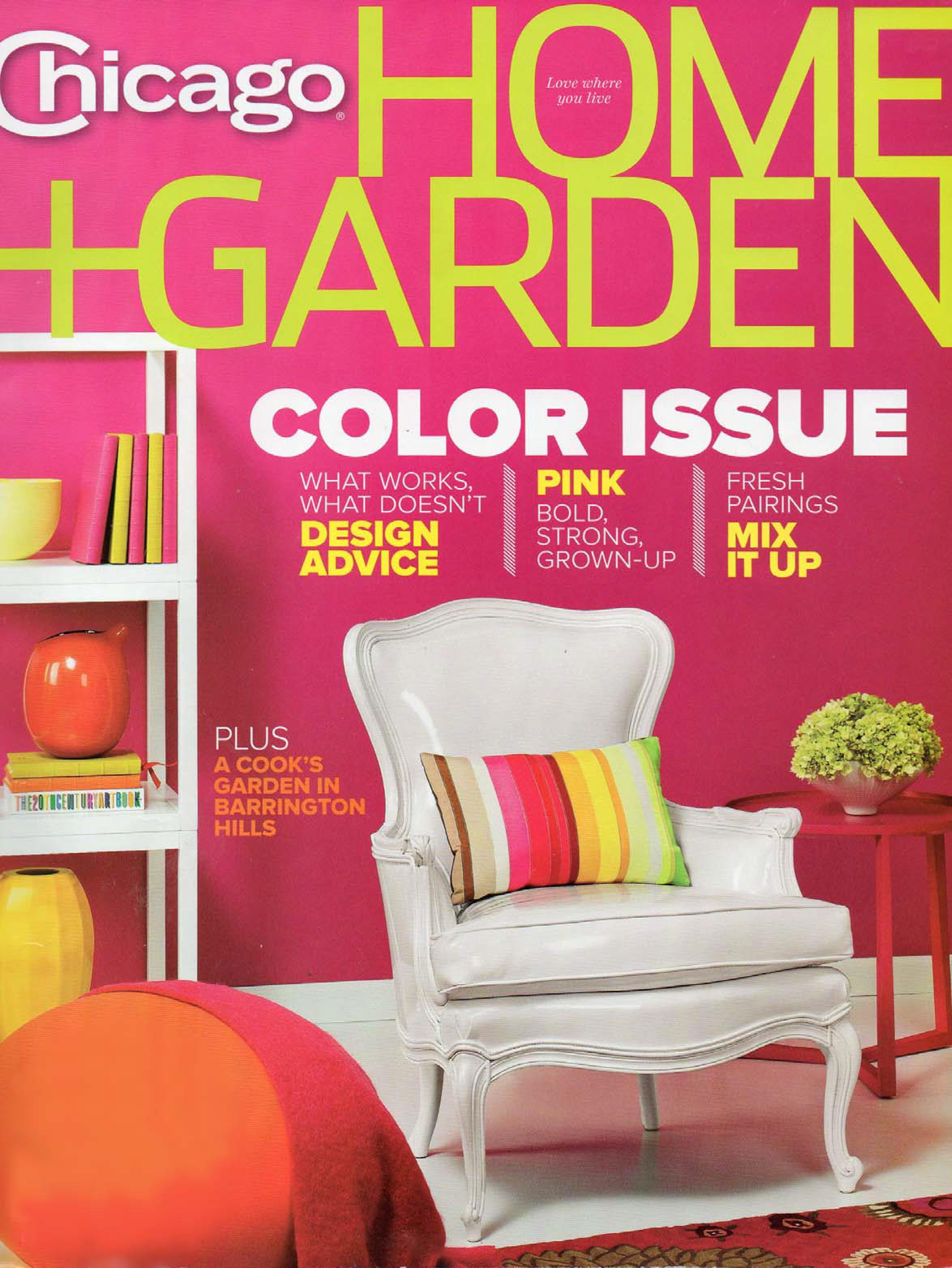 Chicago Home & Garden - Fall 2010