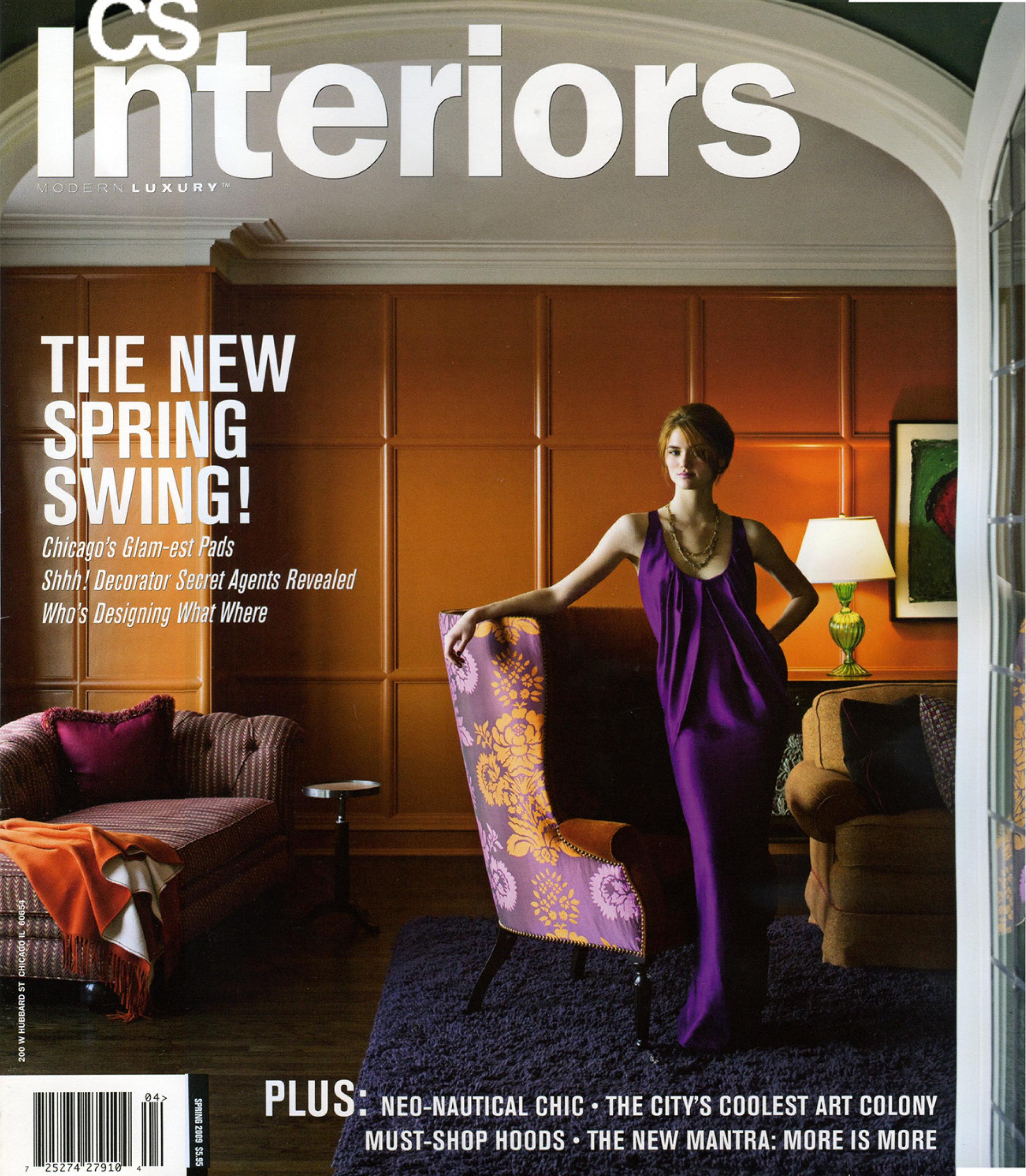 CS Interiors - Spring 2009