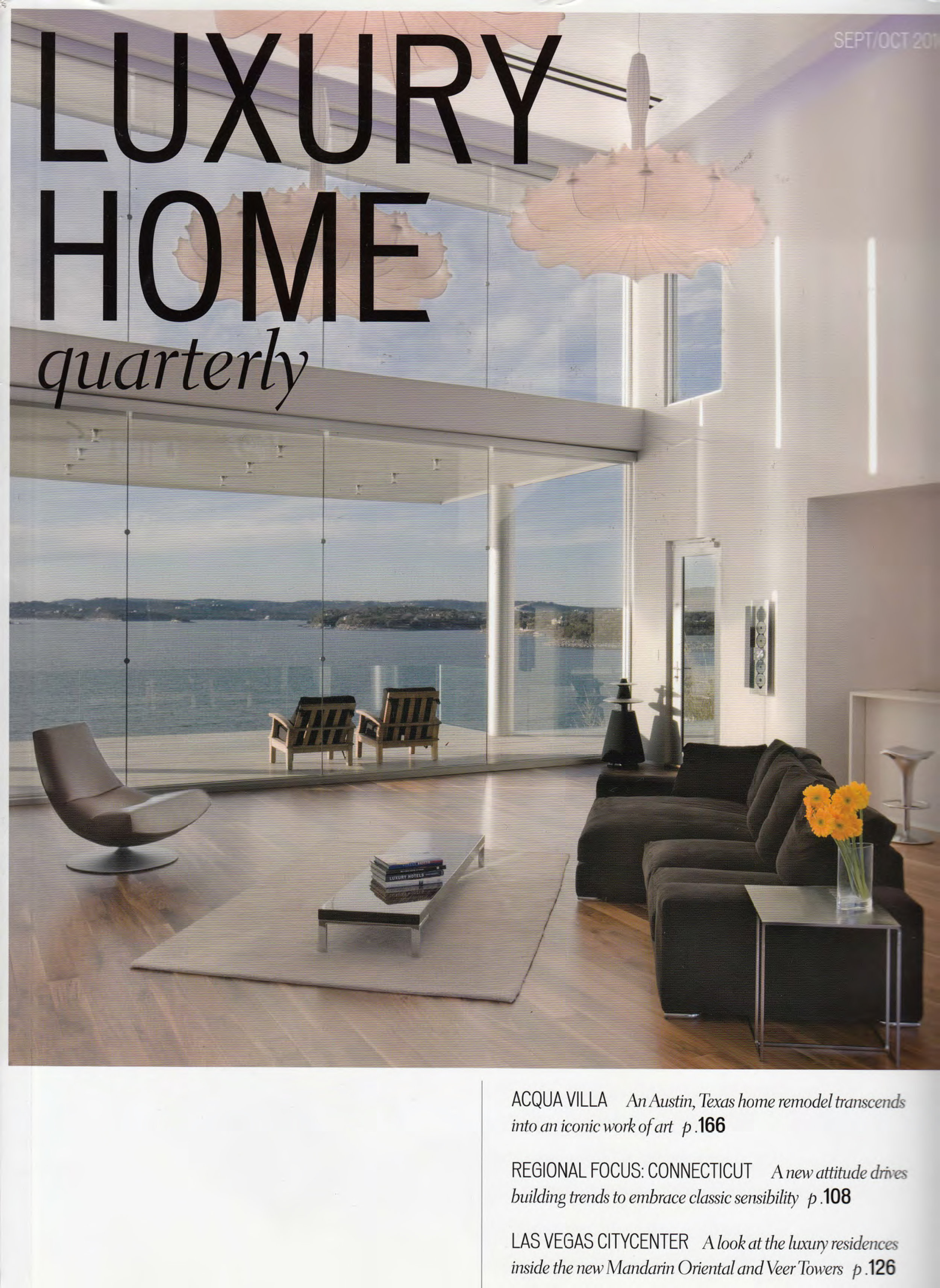 Luxury Home - Sept-Oct 2010