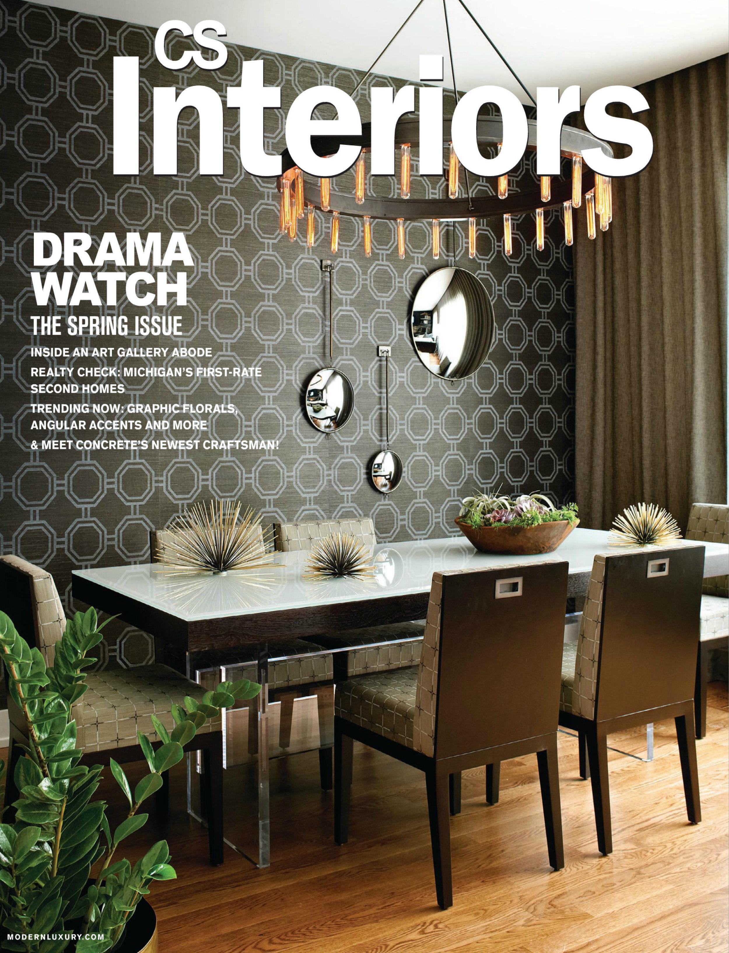 CS Interiors - Summer 2012