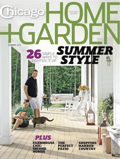 Chicago Home & Garden - Summer 2012