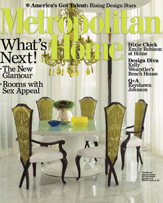 Metropolitan Home - November 2009