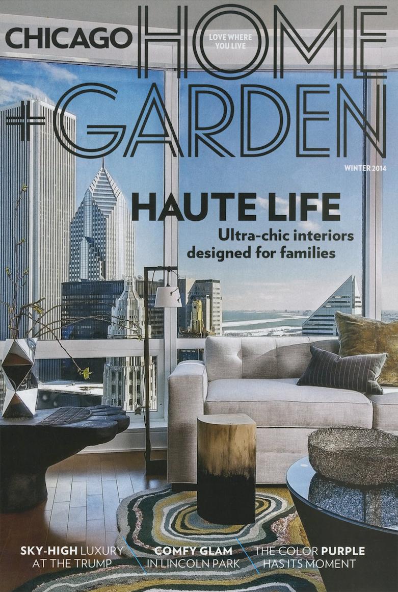 Chicago Home & Garden - Winter 2014