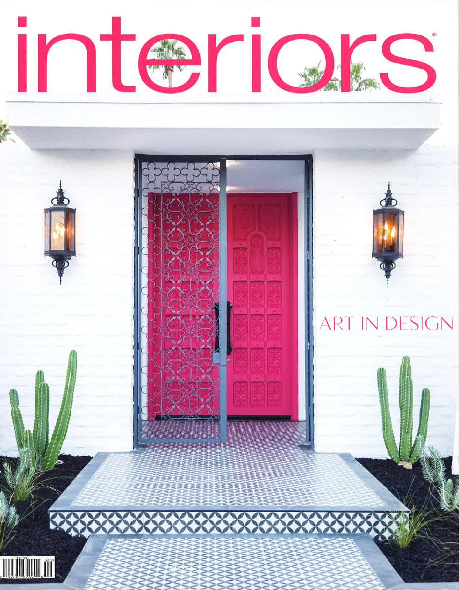 Interiors Magazine - Jan-Feb 2018