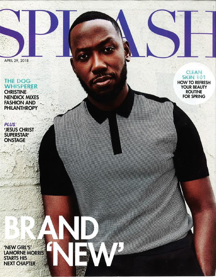 Splash Magazine - April 2018
