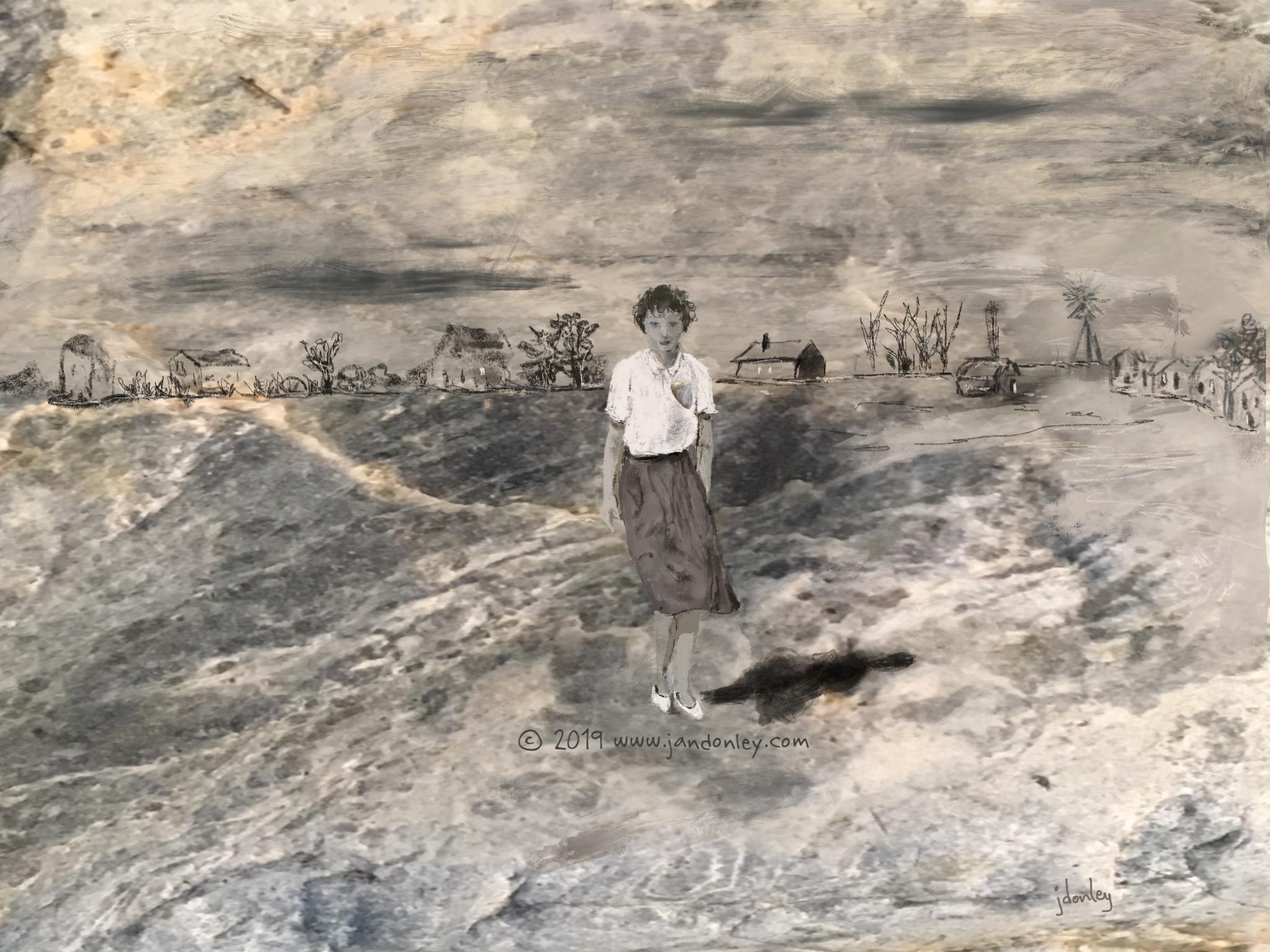 Dust Bowl Marie