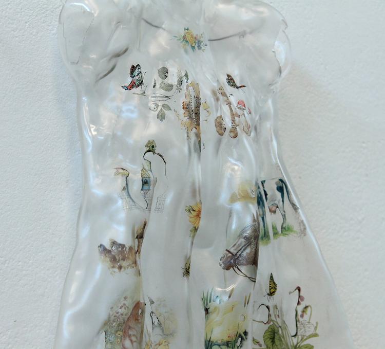 Doll Dress (Detail)