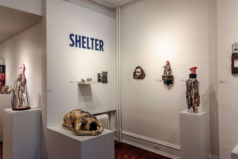 Shelter - September 5 – 23, 2018More Info