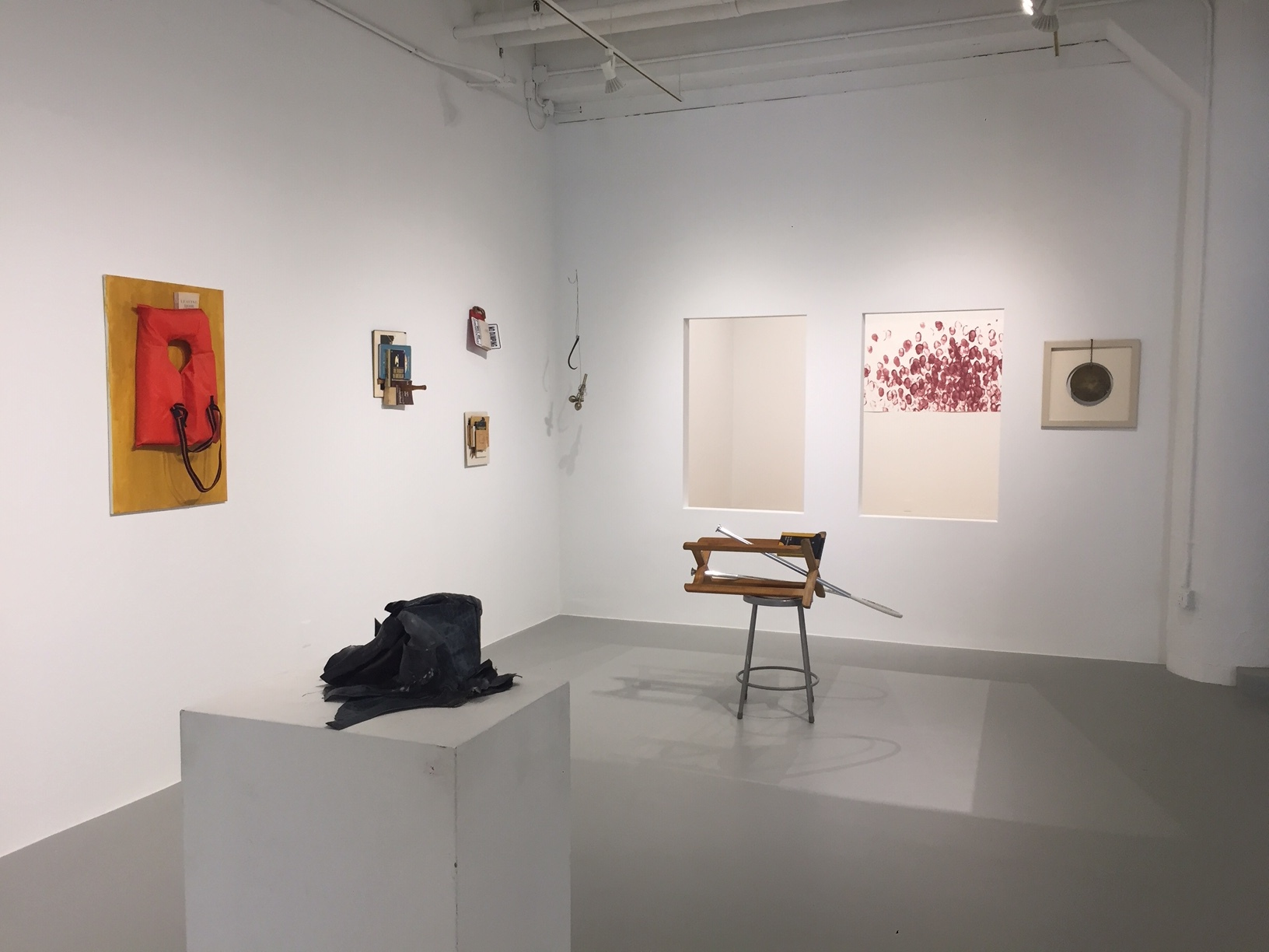 Group Show, Rosenwald Wolf Gallery, July 2019