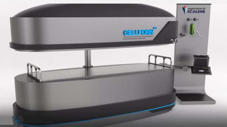 The new CELLFORN® Prototype Device