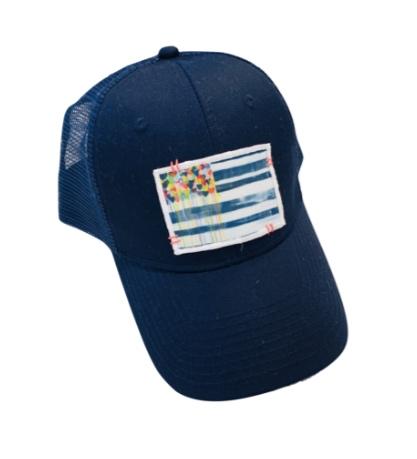 U.S. of Love Baseball Hat
