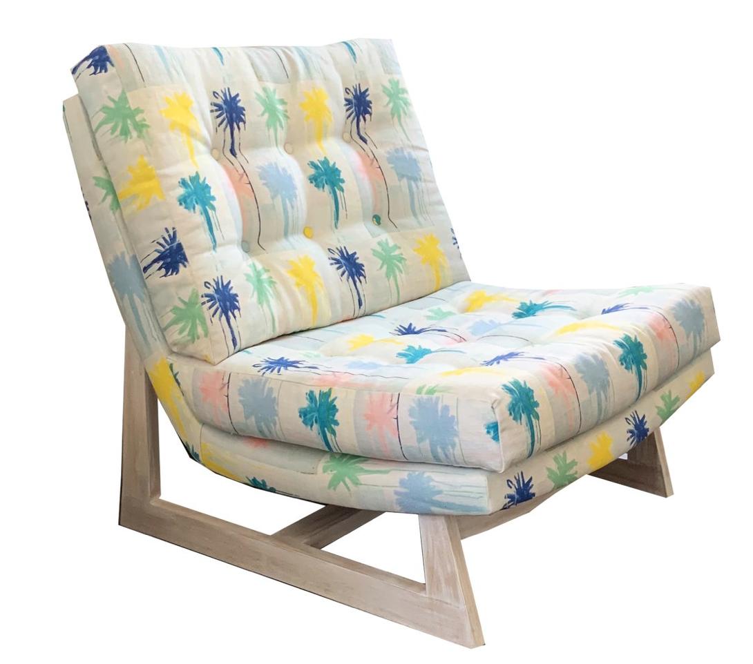 Pom Poms Romeo Chair