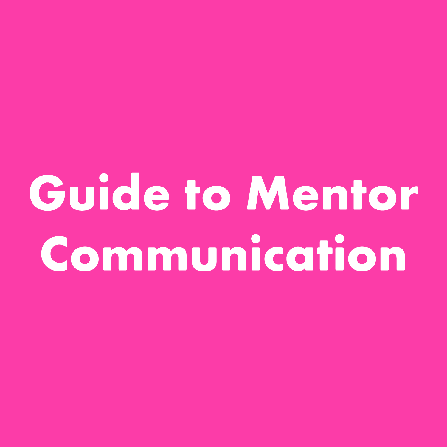 Steps for connecting with mentors and verifying background checks