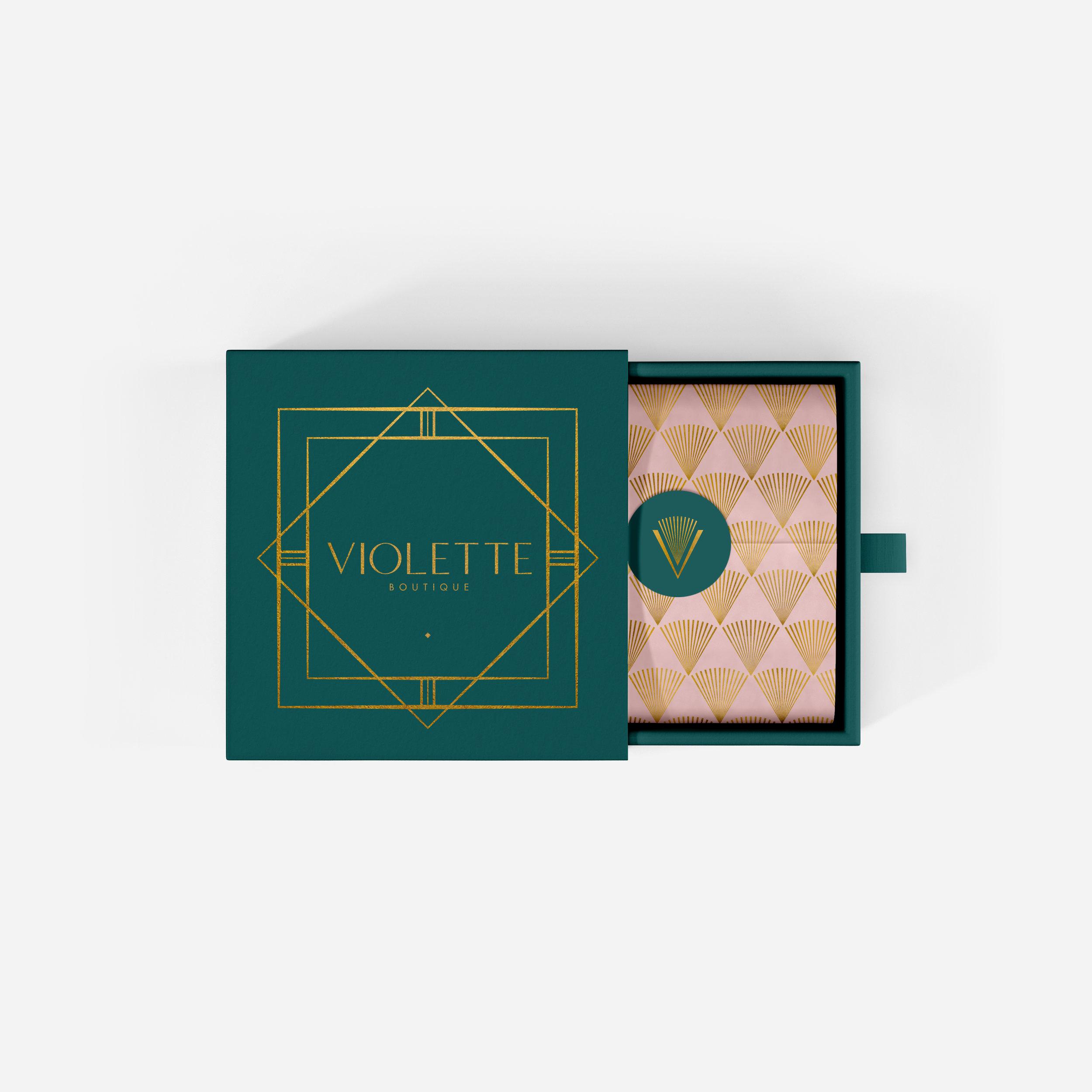 Violette Boutique:  Coming Soon