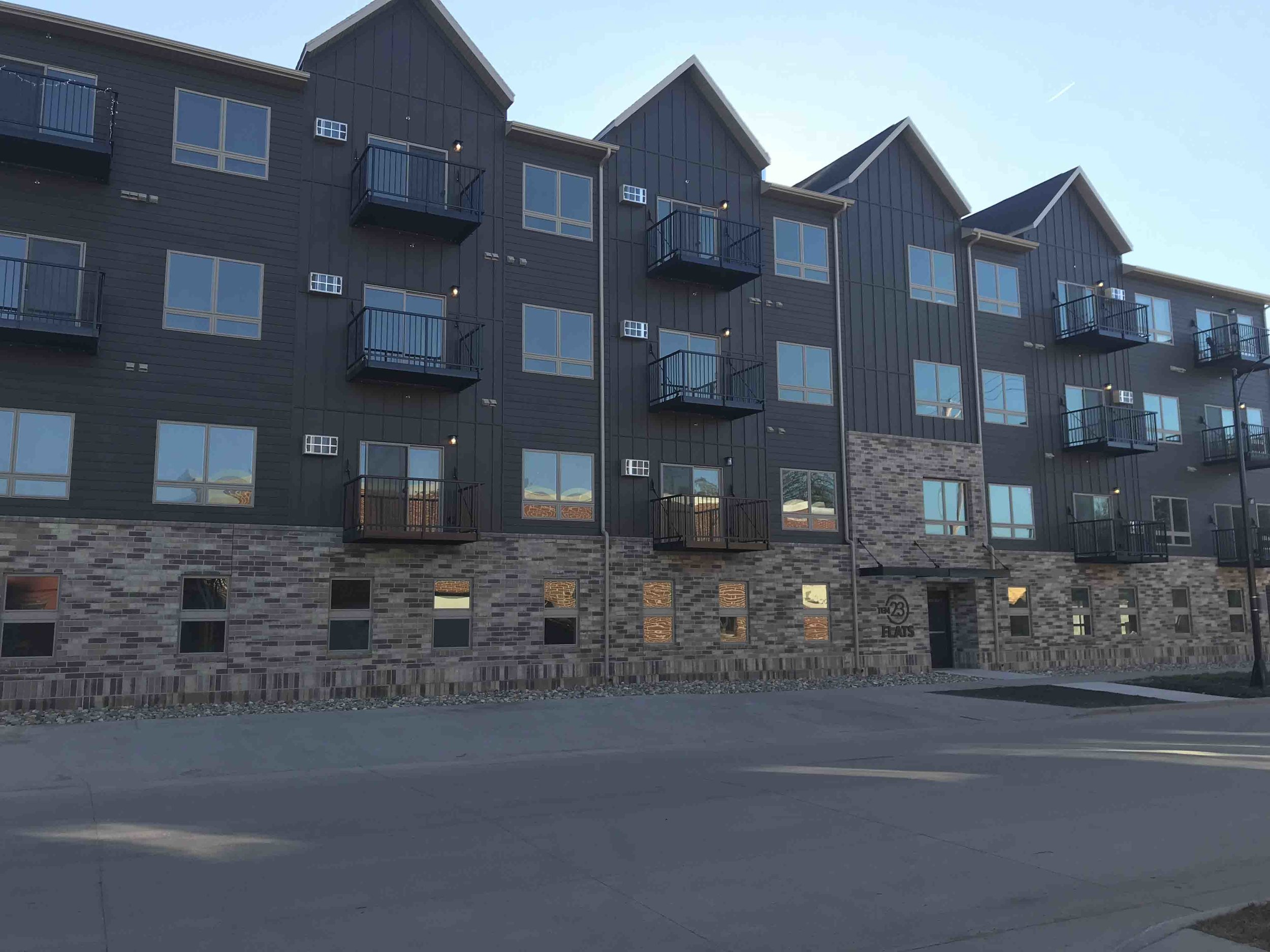 1023 Flats - click here to learn more