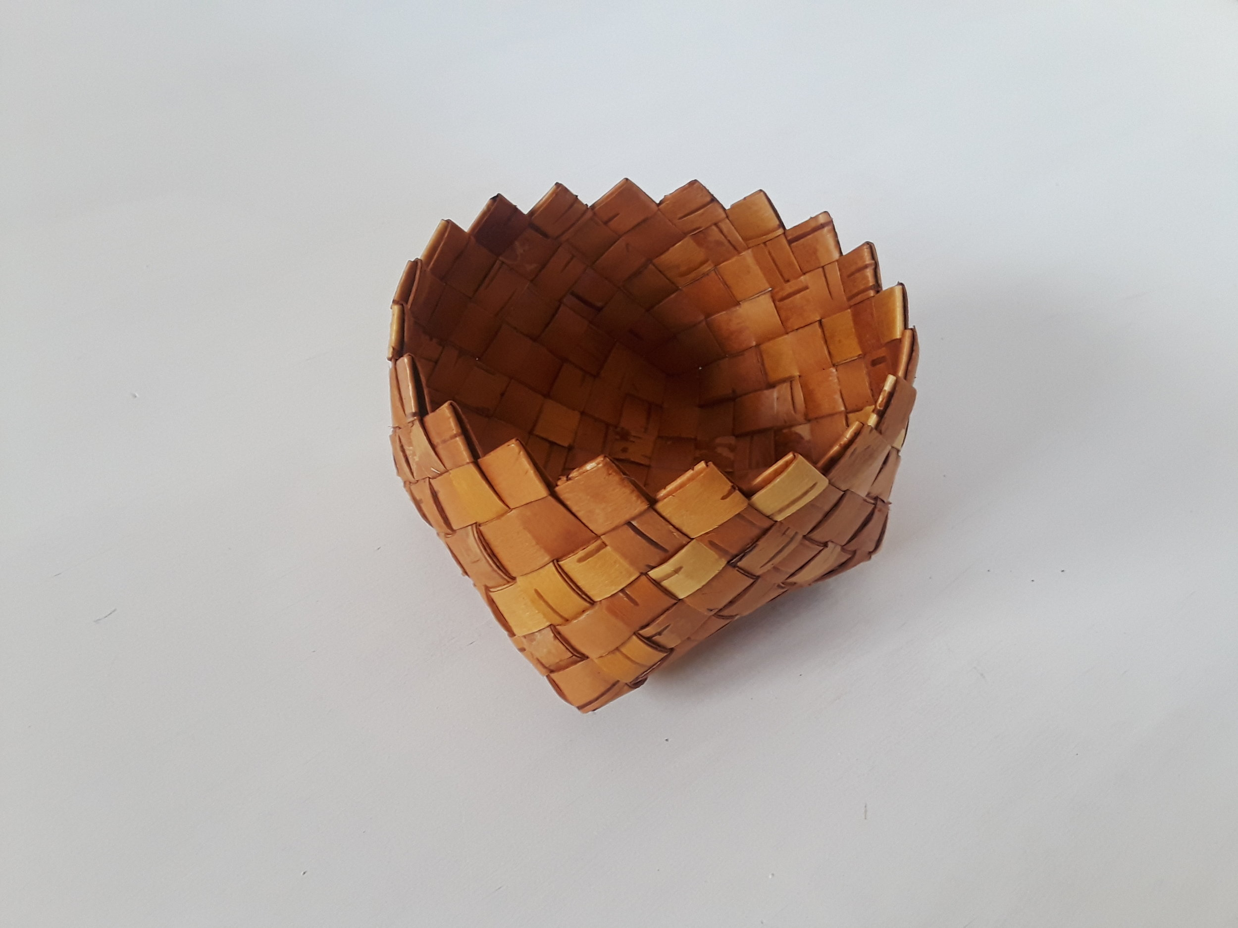 Weaving A Birch Bark Basket - April 20, 2019Come join us at the Missoula Lifelong Learning Center for a day of birch bark basket weaving.