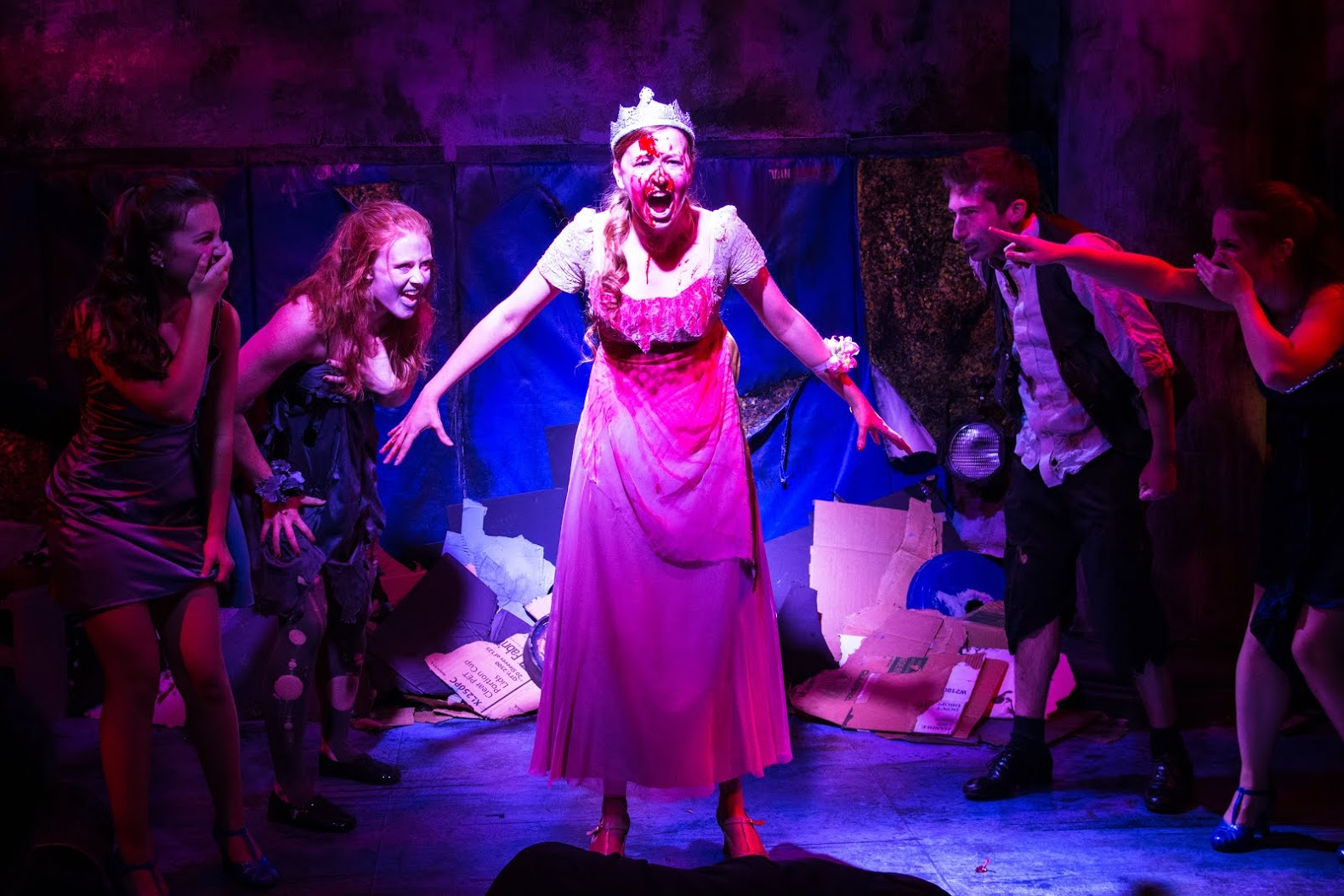 CARRIE: THE MUSICAL -
