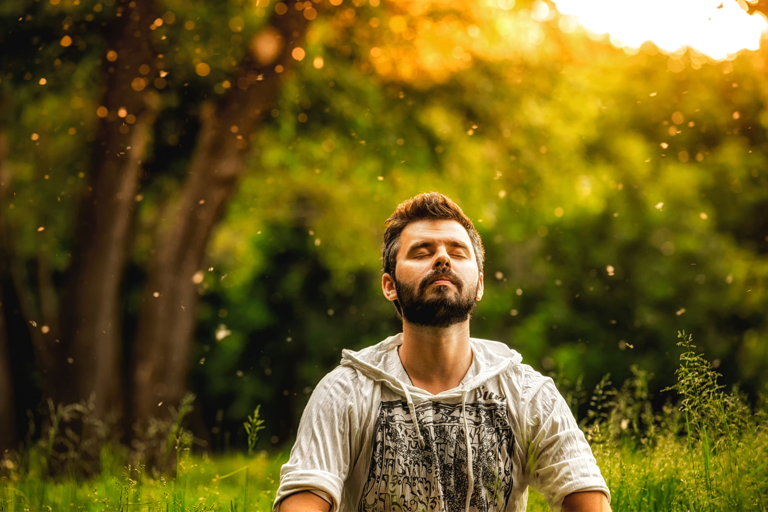 Clarity - This meditation technique has been reported to help give perspective, creating a sense of calm and clarity that has been likened to a 'comfort blanket' to help you feel more relaxed, balanced and peaceful.