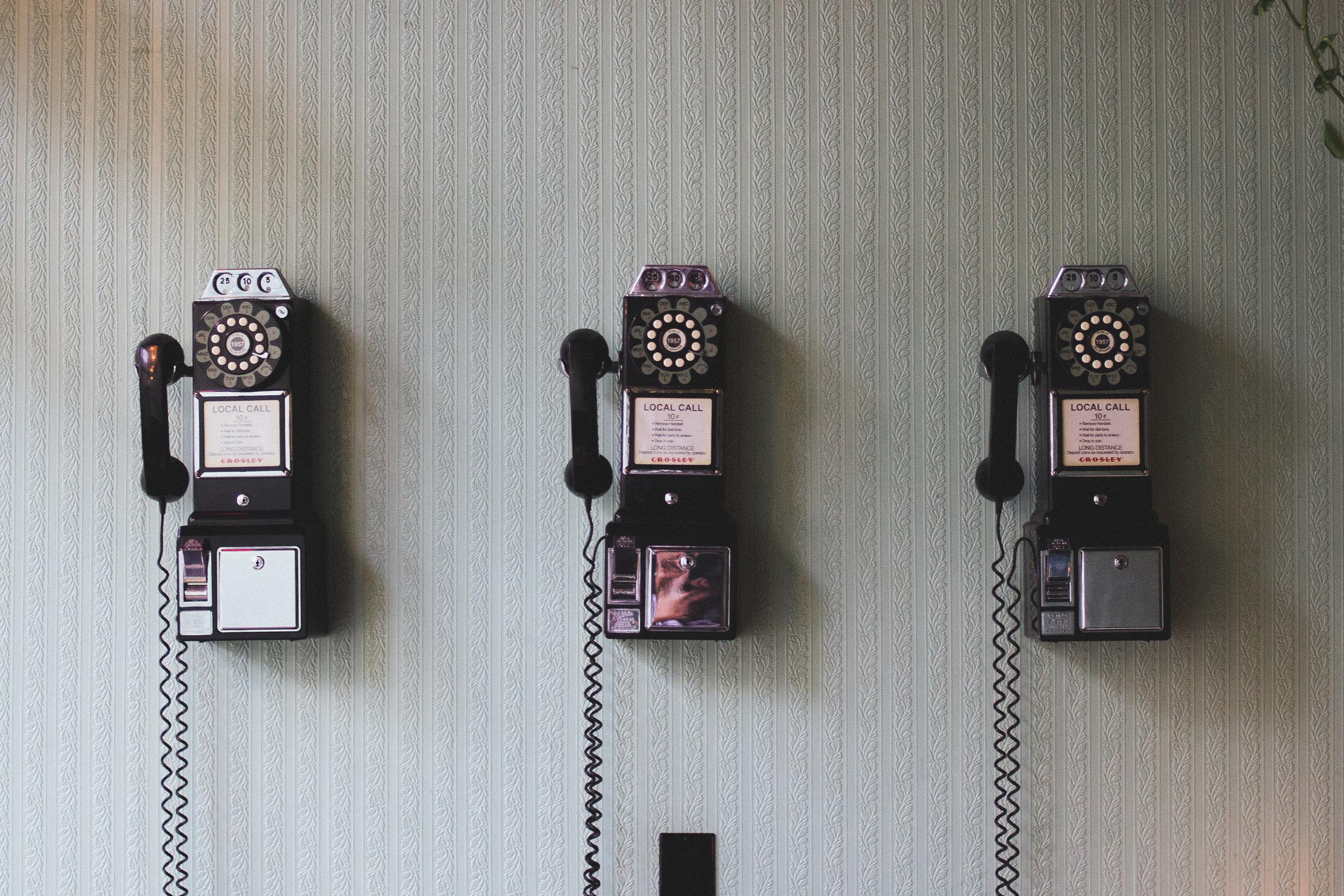 Communications -