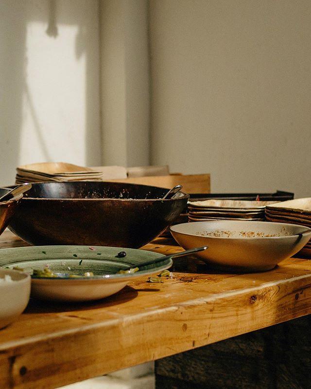 summer dishes, last summer