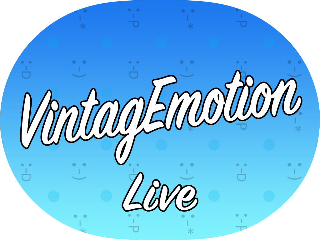 vintagEmotion live