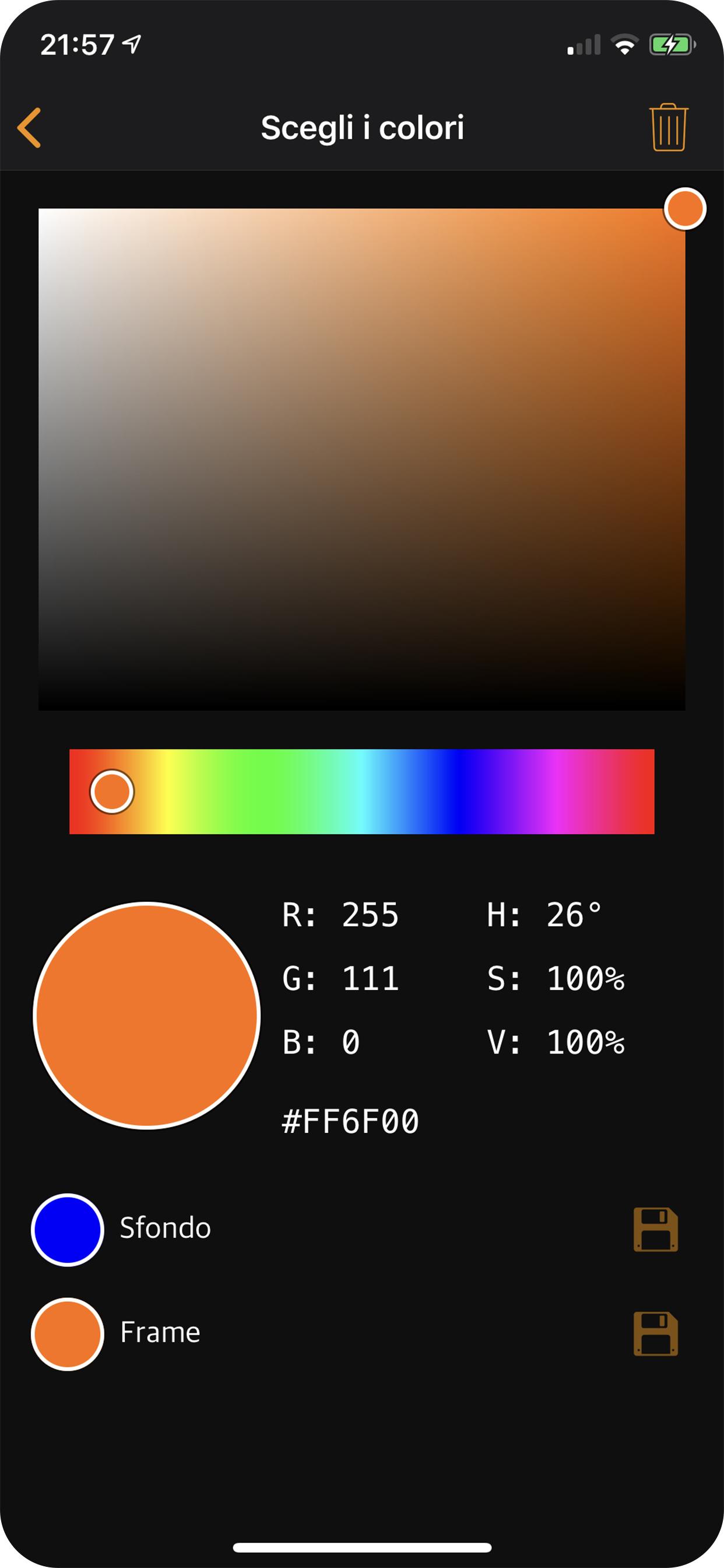 Got it!! - Color Palette