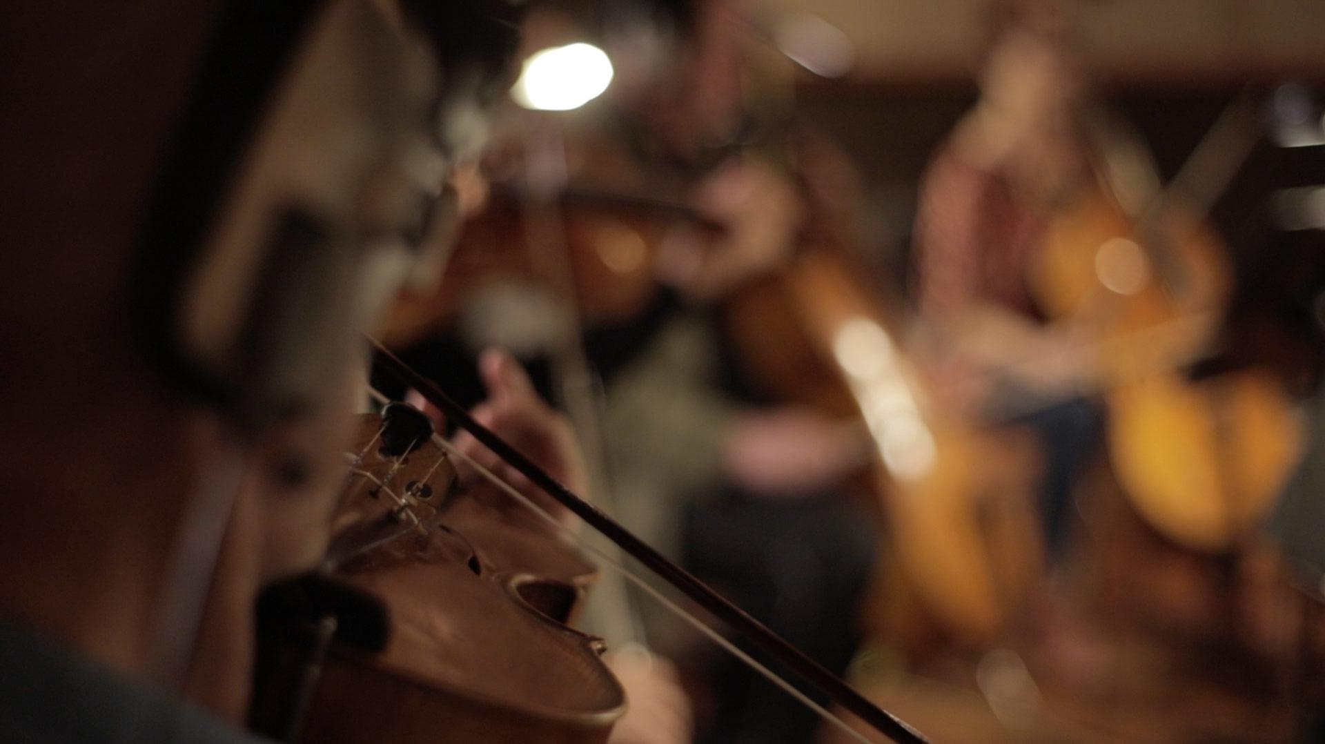 Dreamstate Orchestra Session, June 2018