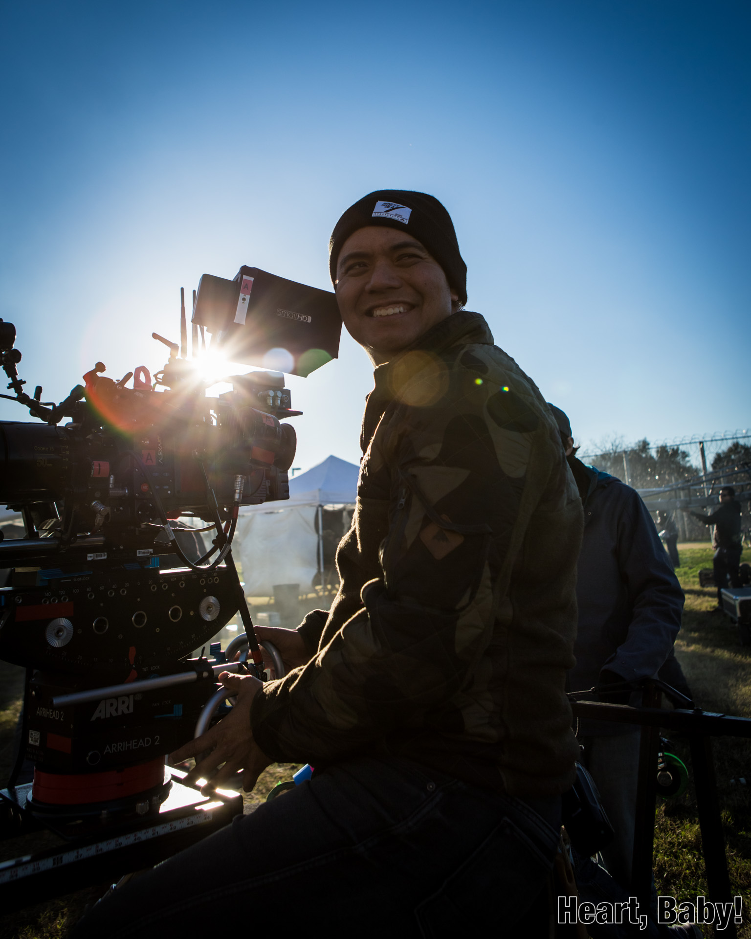 LEONIDAS JARAMILLO - Cinematographer