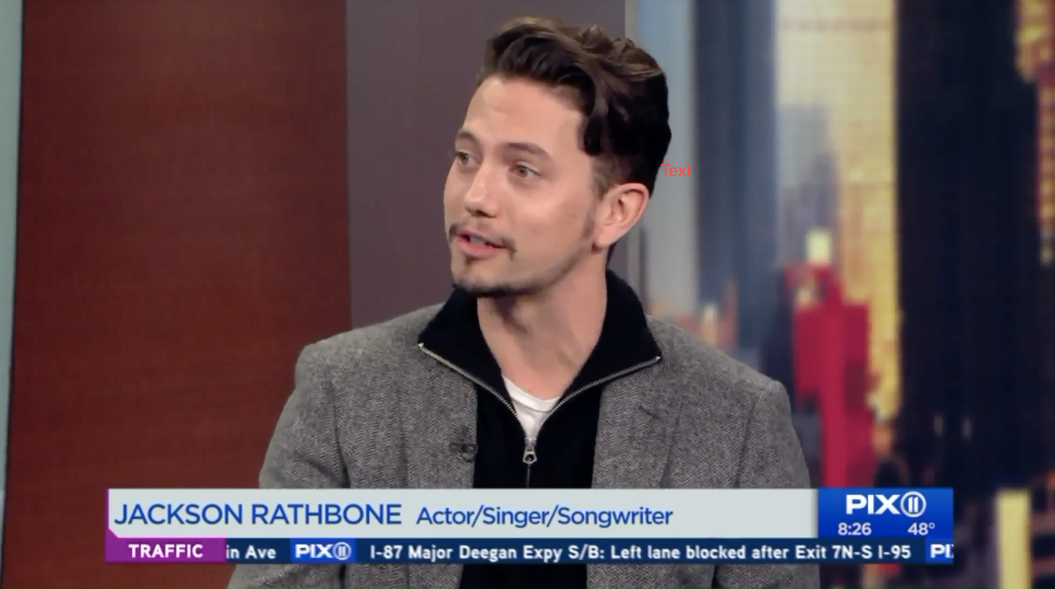 Life after 'Twilight': Oji sits down with star Jackson Rathbone -
