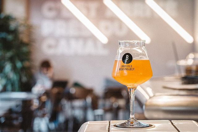 Paying a visit to @bbp.canal as we found ourselves in Paris not long ago. Glad to see the Parisian beer scene continuing to expand with the recent opening of this taproom.
