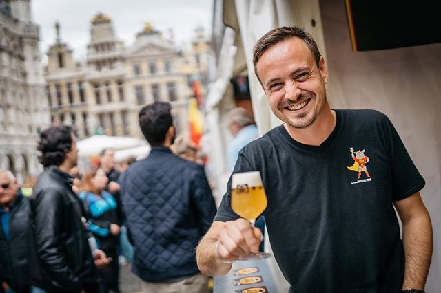 Another great day at Belgian Beer Weekend 2019! Rain or shine, there was still a great crowd enjoying some of the best Belgian beers around!
