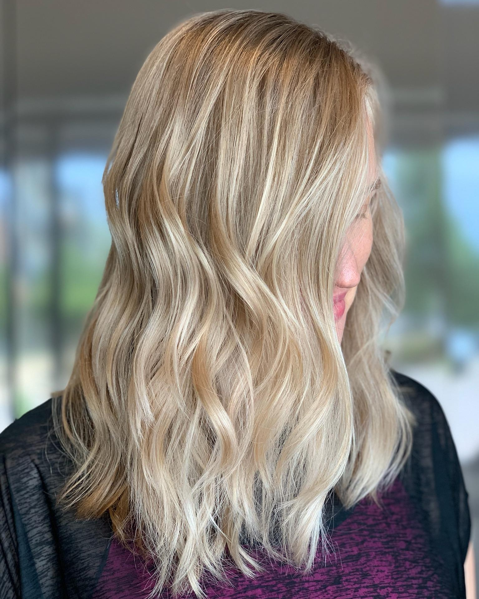 Cynthia Clients Artistik Edge Hair Studio Lake Highlands Texas Blonde Waves.jpg