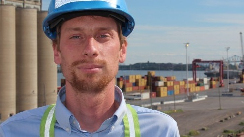 David Rozeboom  Chaplain,  Ministry to Seafarers