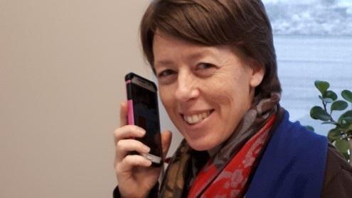 Patty Sarazen  Administrateur / coordonnateur des bénévoles,  Ministry to Seafarers