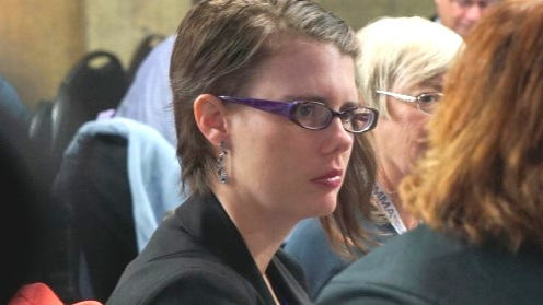 Michelle DePooter  Aumônier,  Ministry to Seafarers