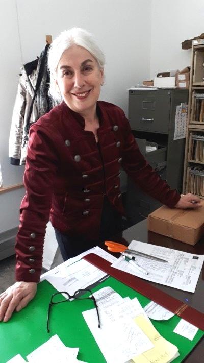 Carolyn Osborne  Directrice générale