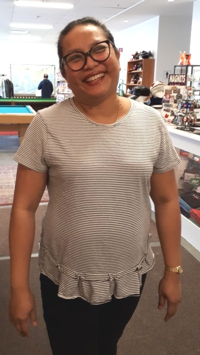 Mei Mendoza  Club Assistant / Driver