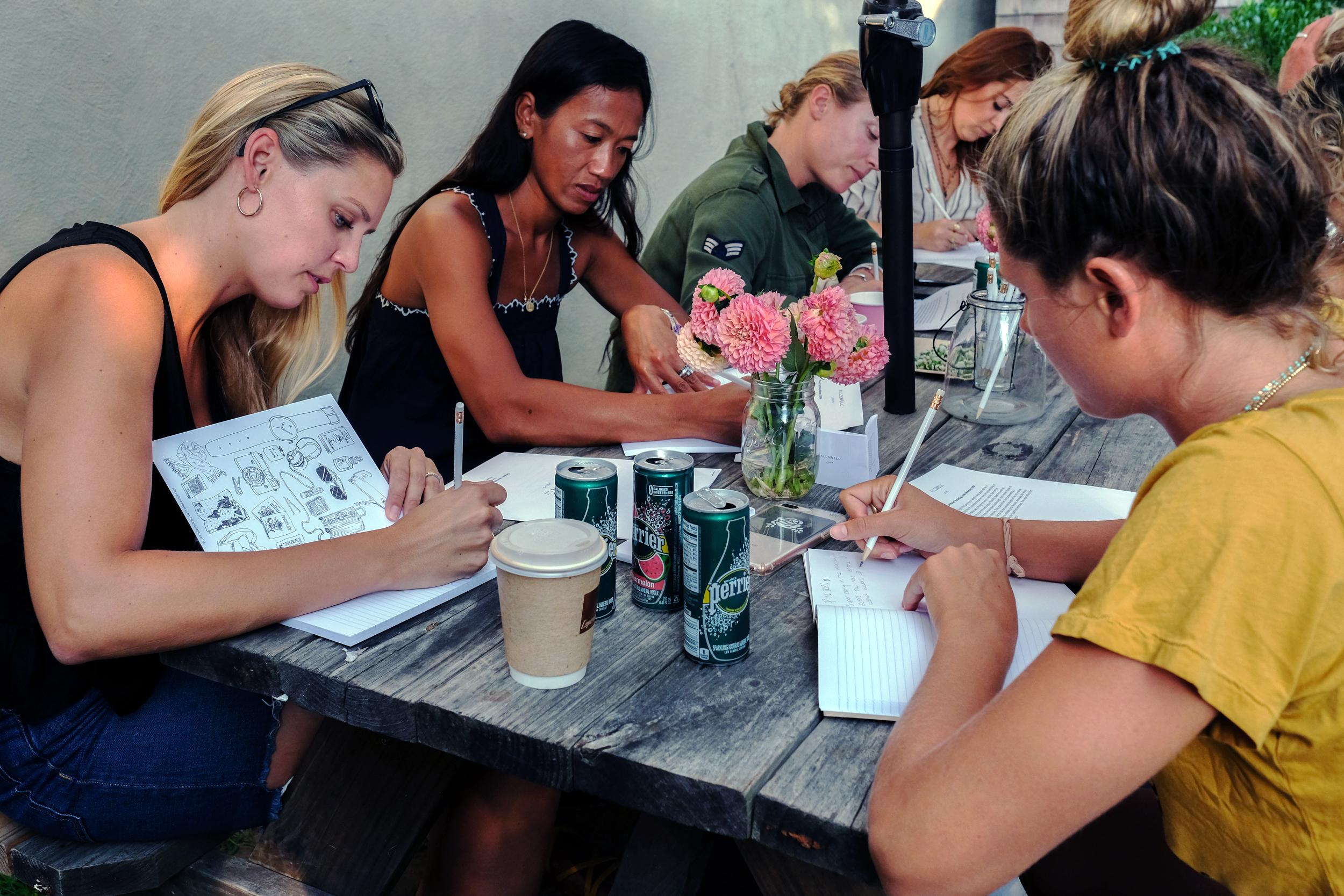 AllSwell Journaling Workshop   Quincy Davis   Quincy MTK Store