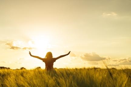 Girl in Field at Sunset.jpg