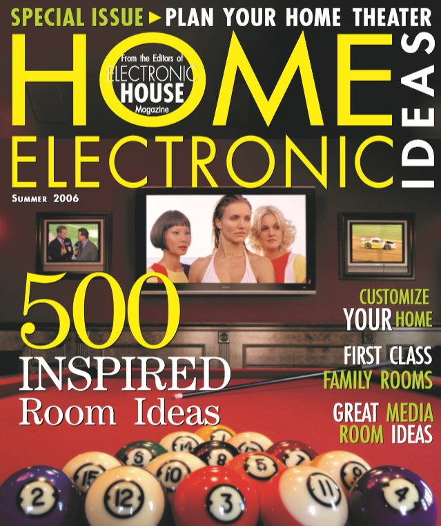 Home Electronic Ideas- Summer 2006