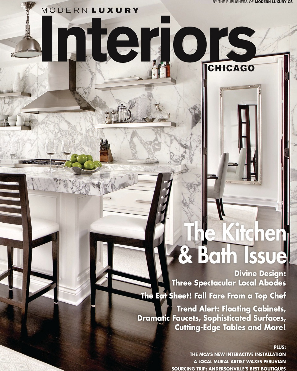 Modern Luxury Interiors- November 2013