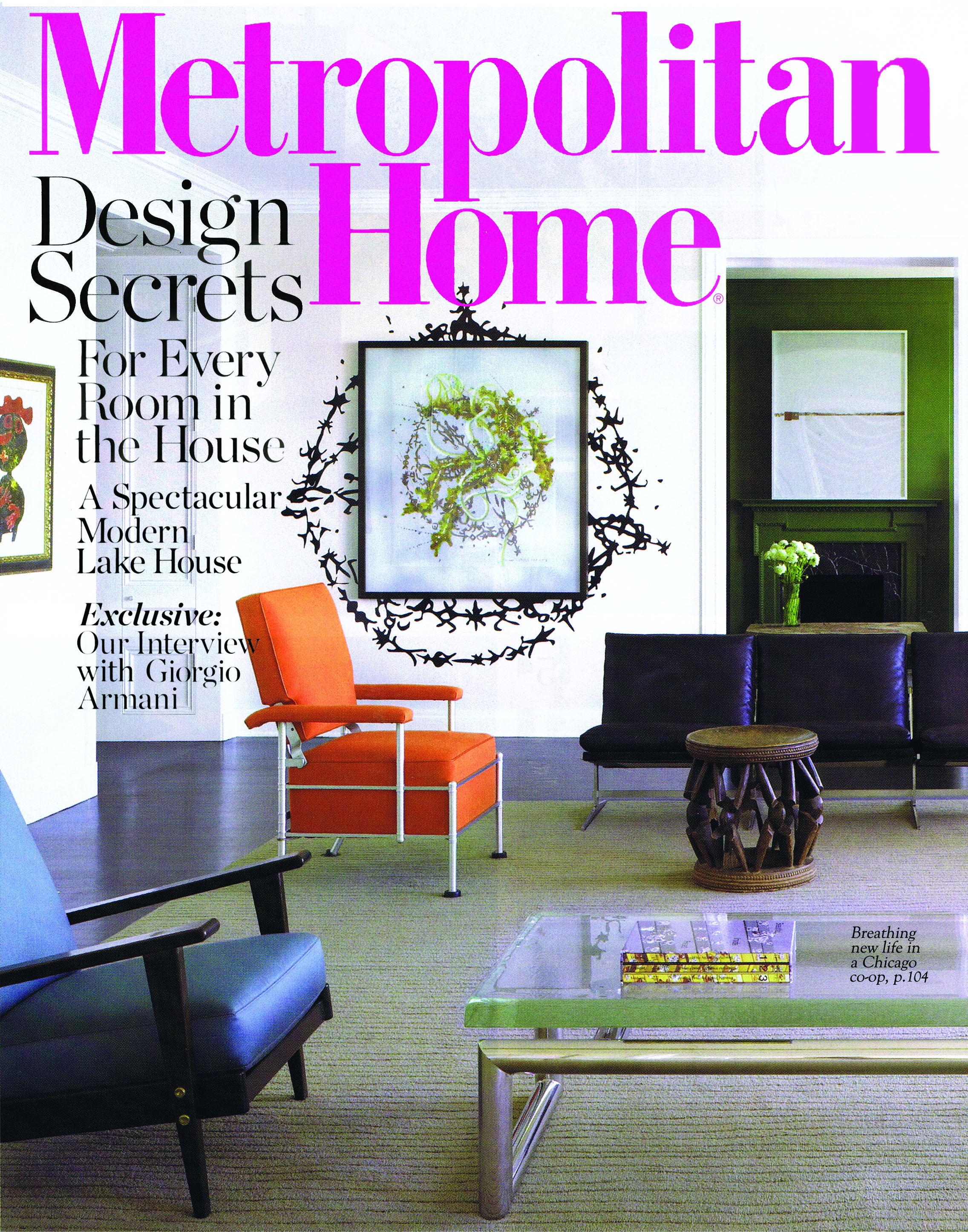 Metropolitan Home- May 2009