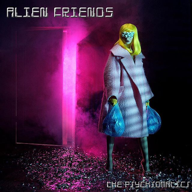 Alien Friends 👽New Single OUT NOW!!! on 📲 Spotify, Apple Music, iTunes, Google Play/YouTube, Amazon, Pandora, Deezer, Tidal, Napster, iHeartRadio, ClaroMusica, Saavn, Anghami, KKBox, MediaNet, Instagram/Facebook
