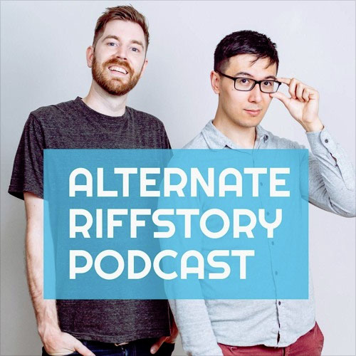 ALTERNATE RIFFSTORY PODCAST - Episode 209 - It's a Warewolves' LifeListen to the episode HERE