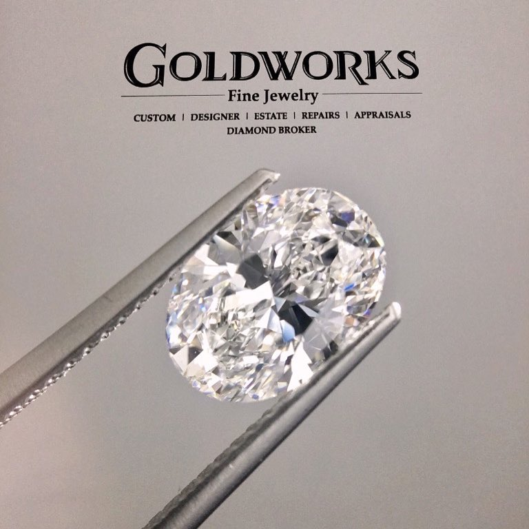 Appraisals - Josh Warshauer is a Graduate GIA Gemologist with over 30 years experience in the industry. Whether you are looking for appraisals for insurance or you are just curious as to what you have stop by Goldworks and we will use years of experience and modern professional equipment to identify gemstones and metals.