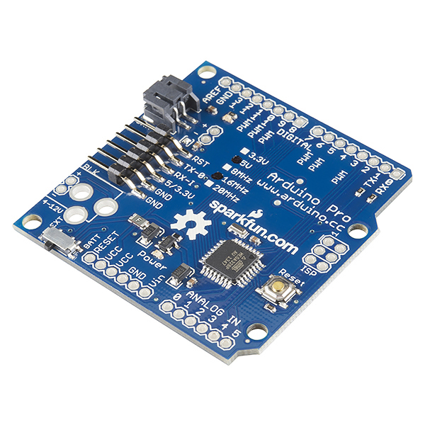 Arduino Pro 5v. Image via  SparkFun