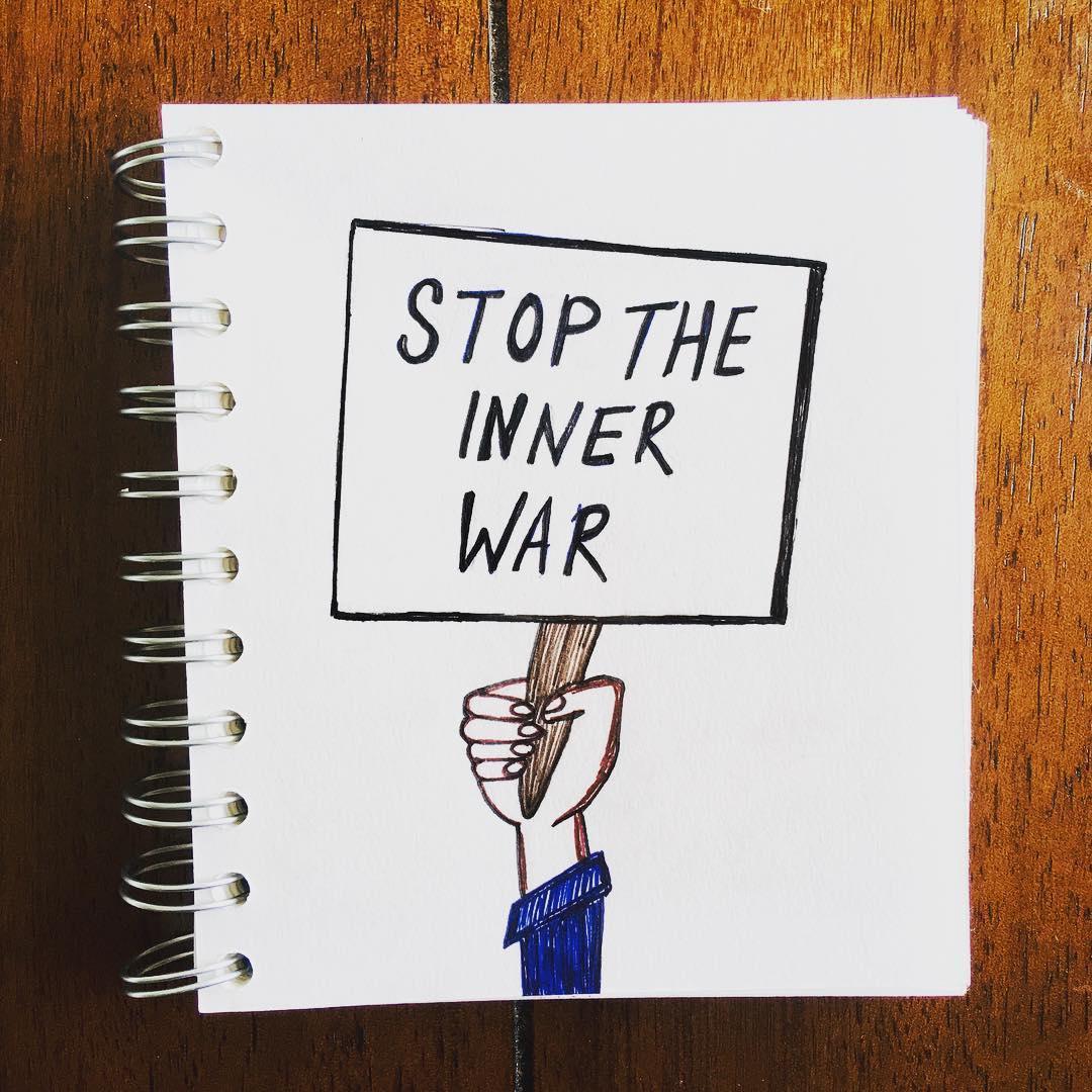 Stop the Inner War
