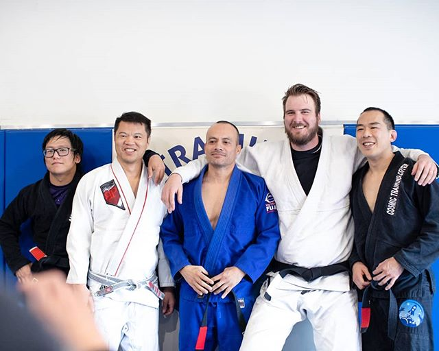 New members train for FREE for the entire month of January! Spaces are limited, reserve your spot now #cosmicbjj  #bjj #bjjlife #jiujitsu #alhambra