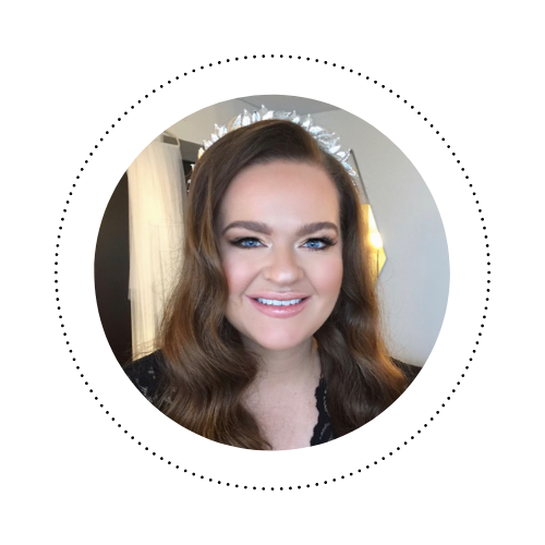 """Nicole - """"Best in the biz!!!I was lucky enough to have Jodie do my wedding day hair and my bridesmaid and I can't recommend her enough. Jodie is professional and highly talented and was able to cater to each of our individual needs. My hair looked amazing and I had so many compliments. If you are looking for someone to style your hair Jodie should be at the top of your list!"""""""